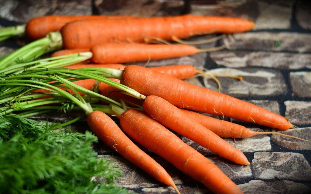 Ngoài cung cấp các dinh dưỡng cần thiết cho cơ thể, cà rốt còn có vai trò trong làm đẹp nữa mà các bạn gái cần khám phá qua các thông tin