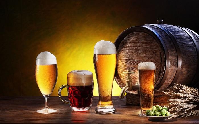Men 2.0 và ứng dụng sản xuất bia 'như ý'