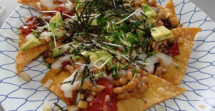 Natto của người Nhật .