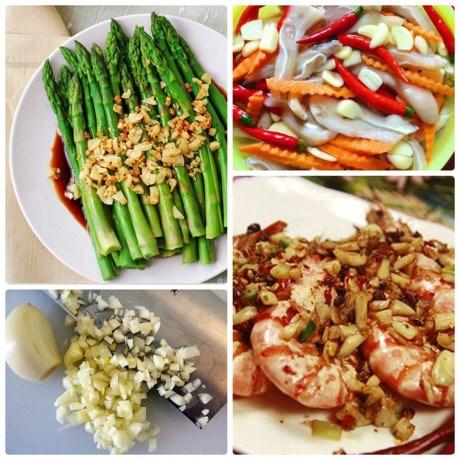 Ăn thực phẩm gì để ngừa ung thư phổi