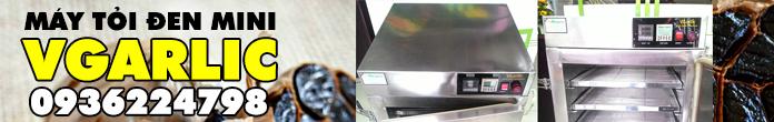 Máy tỏi đen mini VGarlic VinaOrganic chất lượng vượt trội