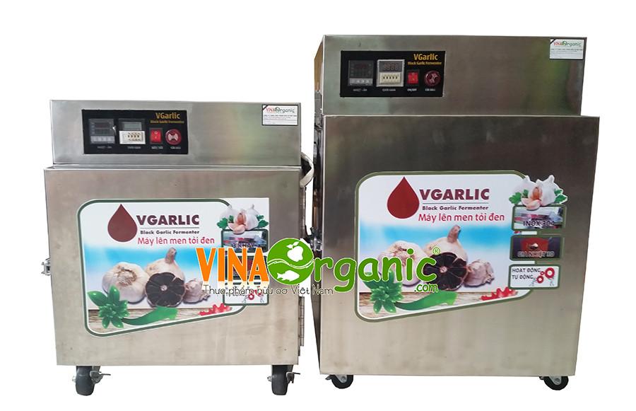 Máy làm tỏi đen chất lượng cao VGarlic-mini