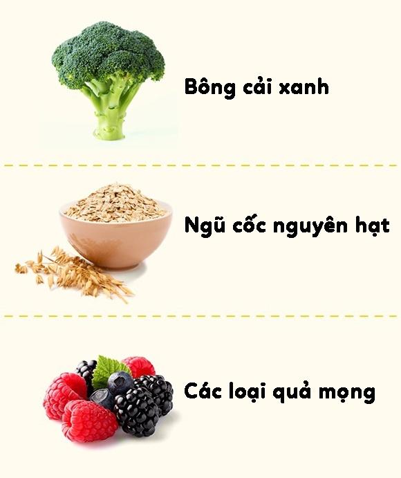 Nếu luôn cảm thấy mệt mỏi, hãy bổ sung ngay những siêu thực phẩm này
