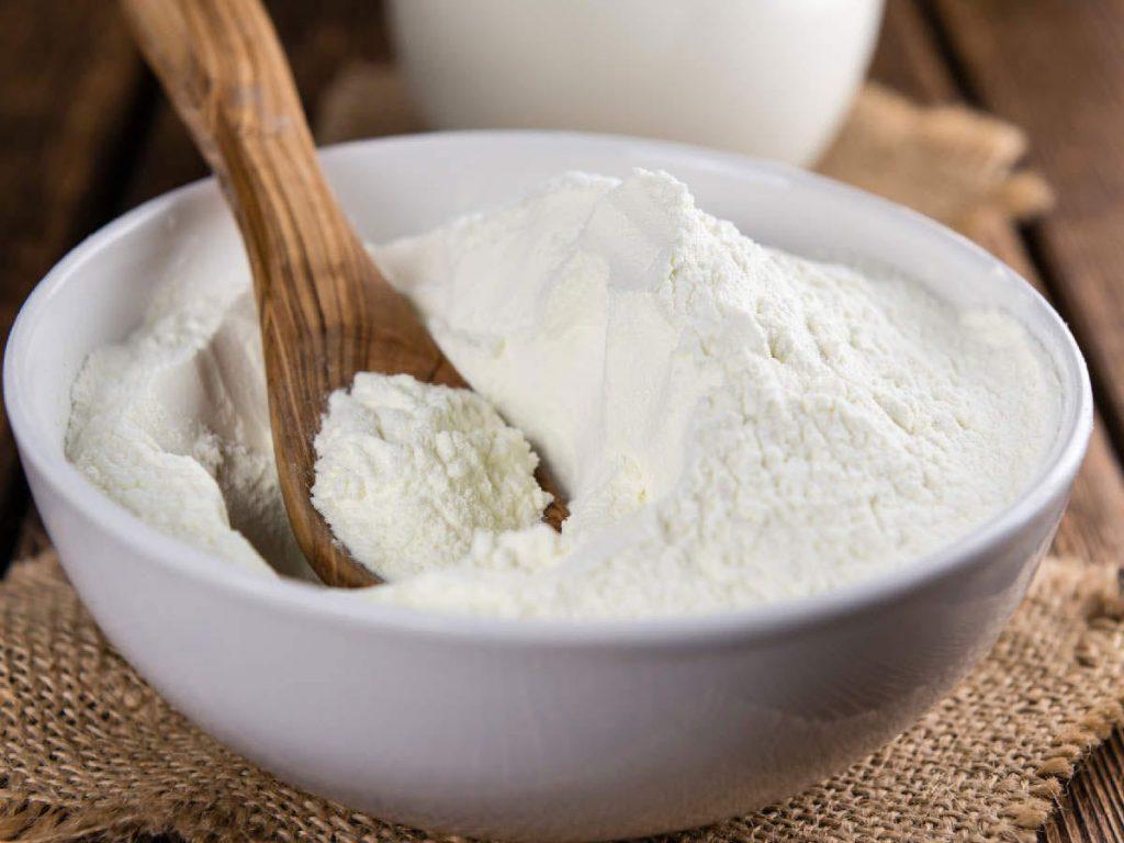 Sữa bột gầy ứng dụng trong nhiều sản phẩm khác nhau