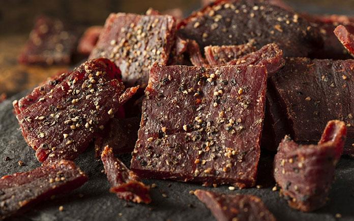 Khô bò là món ăn được nhiều người ưa chuộng