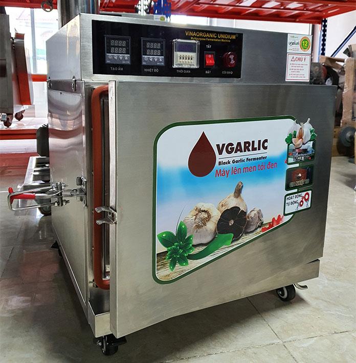 Vậy công nghệ cốt lõi nào làm nên thành công cho series máy tỏi đen VGarlic Made in Việt Nam này? Đó chính là công nghệ lên men 3D