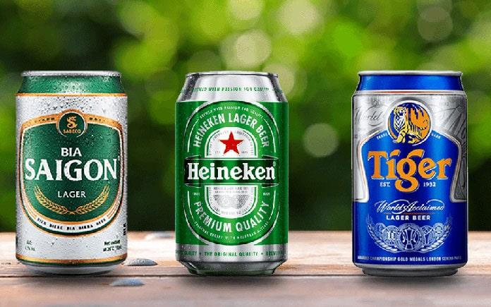 Phân loại bia theo phương pháp lên men chúng ta có bia Ale và bia Lager. Ngoài ra, công nghệ sản xuất bia hiện tại còn tạo ra nhiều biến thể