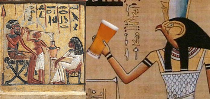 Phụ nữ bây giờ thường than phiền mỗi khi đàn ông uống bia. Nhưng có thể họ chưa biết, bia chính là phát minh của những người phụ nữ.