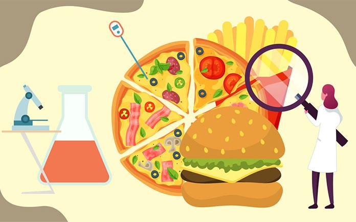 Chất lượng thực phẩm phụ thuộc vào rất nhiều yếu tố, chỉ trên cơ sở xác định đầy đủ các yếu tố thì mới có thể có những biện pháp nâng cao