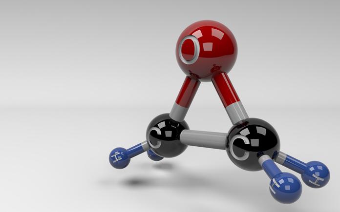 Chất ethylene oxide có hại cho sức khỏe con người và không được phép sử dụng trong thực phẩm phân phối tại Liên minh châu Âu.