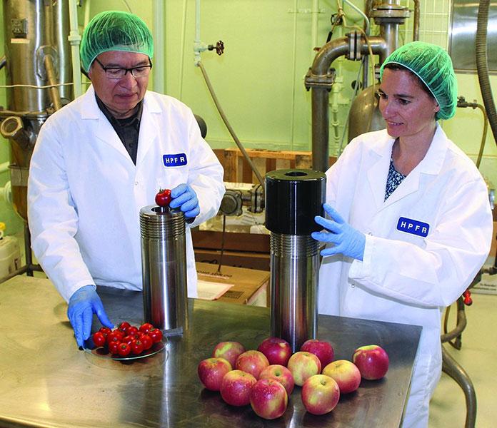 """Được gọi là isochoric freezing tạm dịch là """"đônglạnh đẳng tích"""", kỹ thuật này dựa vào việc bảo quản thực phẩm trong một hộp kín, cứng bằng"""